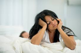 middle aged middle aged women struggling with insomnia healthywomen