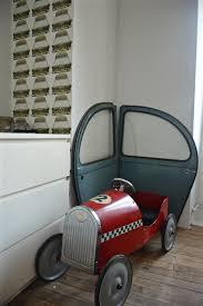 deco chambre voiture deco chambre garçon voiture portes 2cv photo de 6 jo le bricolo