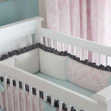 loving life diy no sew crib bumper with baby crib bumpers