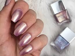 classic rouge nails inc sparkle like a unicorn nail polish duo