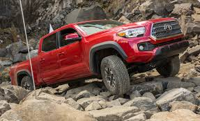 toyota tacoma 2016 models 2016 toyota tacoma drive review car and driver
