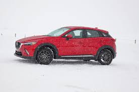 2016 mazda cx 3 crossover earns iihs top safety pick automobile