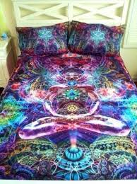 jewels scarf trippy colorful bedding wheretoget