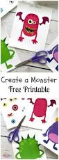 create a monster free printable free printable monsters and couples