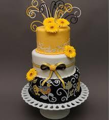 285 best wedding cake black and images on pinterest white