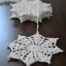 shop crochet ornaments on wanelo