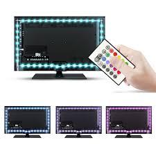 led lights for home theater bason lighting r tv backlight usb powered led strip light home