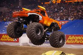 monster truck show in chicago monster jam revs up for second year at petco park sara wacker apr