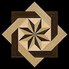 the 8 rays simple hardwood floor medallion patterns pavex parquet