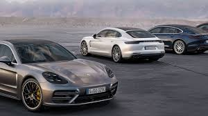 porsche car panamera porsche to bring base panamera panamera executive to la auto show