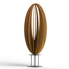 residential metal sculpture geelong home corten steel