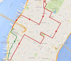 Central Park Zoo Map New York City 2016 Swedanes Dk