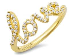 rings love images Love gold ring unique avanessi love ring ring image and wallpaper jpg