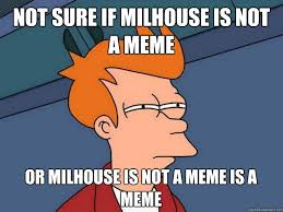 Millhouse Meme - not sure if milhouse is not a meme or milhouse is not a meme is a