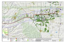 Chino Hills California Map 4 3 Agricultural Resources