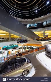 mercedes showroom germany mercedes concept cars in their museum gallery and showroom in