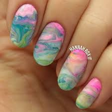 50 oval nail art ideas spring nails manicure and summer nail art