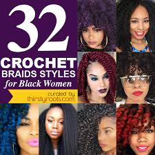 pictures of crochet hair hairstyles crochet braids 32 pictures of hairstyles you can wear