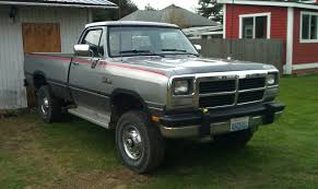 dodge cummins truck 1992 dodge cummins 4x4 snowest snowmobile forum