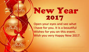 new year wishes 2017 happy holidays