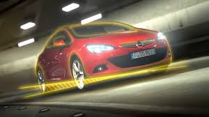 opel egypt opel astra j gtc flexride chassis hd youtube