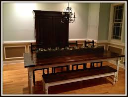 Farmhouse Dining Room Table by Amazing Rustic Dining Room Table Plans Is Also A Kind Of Furniture