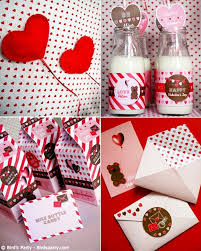 Valentine S Day Elle Decor by A Sweet Cookies U0026 Milk Valentine U0027s Day Party Party Ideas Party