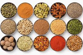 Spice Rack Including Spices Beneficial Herbs And Spices The Secret Health Benefits Of Your
