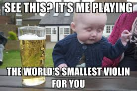 Smallest Violin Meme - see this it s me playing the world s smallest violin for you