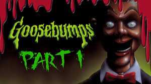 goosebumps the game walkthrough gameplay part 1 journey home