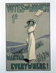 History   Votes for Women Poster