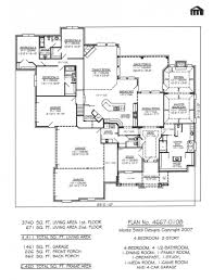 flat plans appealing 4 bedroom flat house plans 25 for interior design ideas
