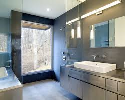 big bathrooms ideas modern small bathroom remodel idea incorporating large windows