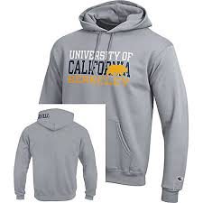 berkeley sweater of california berkeley golden bears hooded sweatshirt