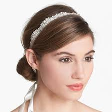 wedding hair with headband 5 types of wedding hair accessories for hair