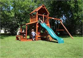 Backyard Swing Sets For Adults by Backyards Outstanding Swing Sets Wrangler Slide Swings Lemonade