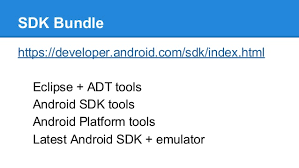 developer android sdk index html android development with gradle