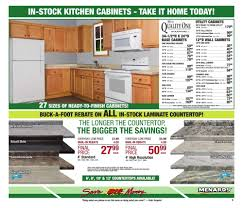 menards stock white kitchen cabinets menards flyer 02 16 2020 02 22 2020 page 9 weekly ads