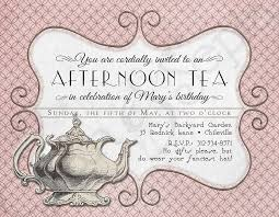 printable tea party birthday invitation 4 25 x 5 5 4x6 5x7