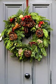 Christmas Floral Table Decorations Uk by Order Your Bespoke Beautiful And Aromatic Christmas Wreaths Table