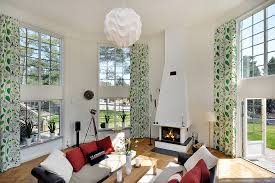 window treatments ideas for living rooms 20 different living room window treatments