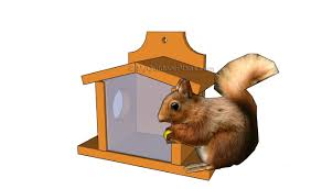 small woodworking projects free plans squirrel