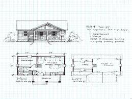 pictures on cabin floor plans loft home design and decor idea