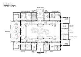 Rijksmuseum Floor Plan Design Awards Winners Design Team Kossmann Dejong