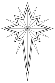 star coloring pages and free printable coloring pages