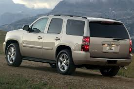 2007 chevrolet tahoe overview cars com