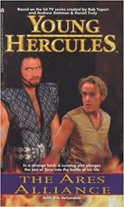 amazon young hercules ares alliance 9780671035549