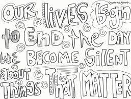 martin luther king jr coloring pages doodle art alley