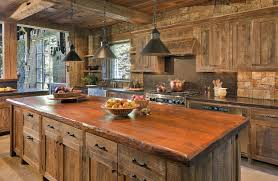 metal table for kitchen antique barn wood kitchen cabinets with