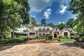tudor style estate sits quietly in heart of buckhead for 6 5m